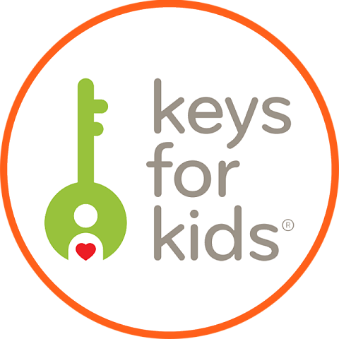 Image result for keys for kids logo