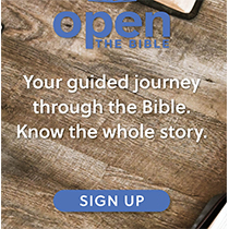 Unlocking the Bible Signup